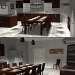 Exclusive Villa 3: Kitchen