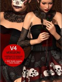 DIA DE LOS MUERTOS for V4/A4/G4