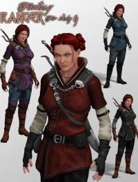 Fantasy Ranger for V4