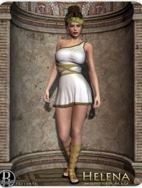 Helena Dress (V4, A4, G4)