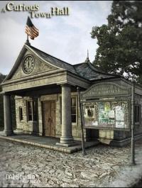 A Curious Town Hall