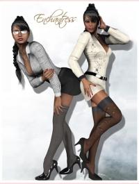 Enchantress for Hot Uniforms Secretary