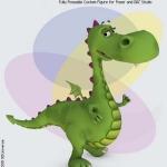 3D Universe – Toon Dragon
