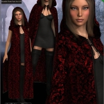OOT Styles for Medieval Cloaks