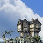 Worlds Of Fantasy : Medieval House