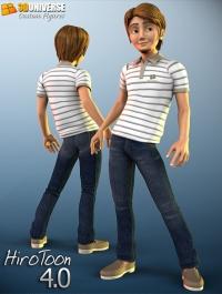 3D Universe HiroToon 4
