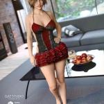 Ruffle Teddy HD for Genesis 2 Female(s)