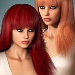 Cece Hair and OOT Hairblending