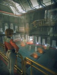 Sci Fi Interior 2015