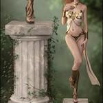 SV's Fantasy Pillars and Stands by Sveva