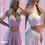Summer Cross Fashion for Genesis 3 Female(s) by outoftouch