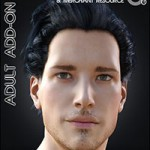 Growing Up Skin Merchant Resource for Genesis 3 Male(s) Adult Add-on