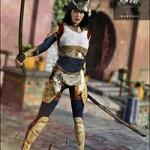 Nitsu Hinshi Samurai Armor for Genesis 3 Female(s)