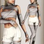 Wrist Bandages for V4