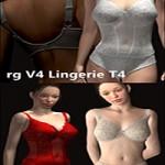 rg V4LingerieT4 by roogna