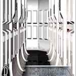 Sci-Fi Hallway Kit (Poser & OBJ) by RPublishing