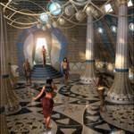 Atlantida Temple