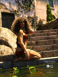 Belladonna poses for Victoria 7 - Volume 2