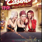 i13 Casino Pose Collection