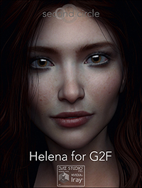 Helena for G2F by secondcircle