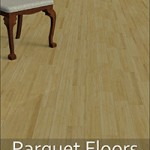 Parquet Floors Shader Presets for DAZ Studio