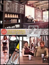 i13 Trendy Coffee Shop Bundle