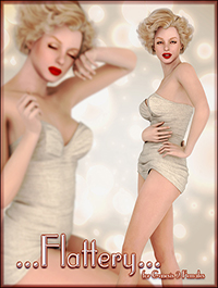Flattery For Genesis 2 Females by -dragonfly3d