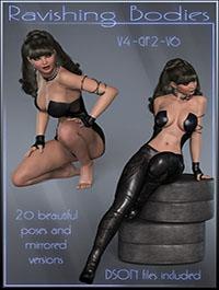 Ravishing Bodies - V4-GF2-V6 by ilona
