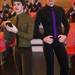 Internship Outfit Textures