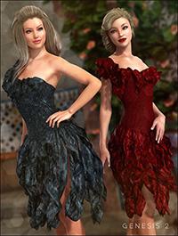 Canary Dress Textures