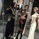 Staffs of Destiny