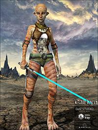 Cat Lyn for Genesis 3 Female