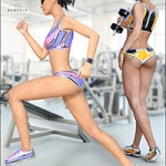 c93fe1e241c88 ... Cyber Fit Outfit for Genesis 3 Female(s)