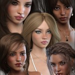 Genesis 3 Female Morph Package