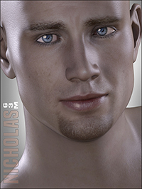 Nicholas for G3M by xtrart-3d