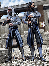 Knight of Valor for Genesis 3 Male(s)
