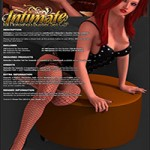 Intimate for Natasha's Bustier Set by ShanasSoulmate