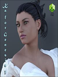 Ka for Genesis 3 by Anain