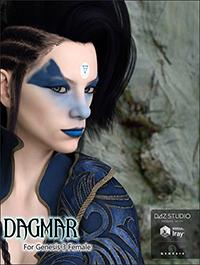 Dagmar for Genesis 3 Female by brahann