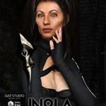 Inola for Genesis 3 Female by brahann