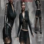 CruX III – Gothica by Rhiannon