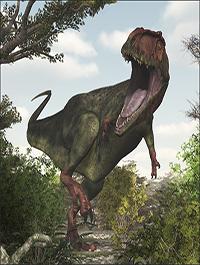 GiganotosaurusDR by Dinoraul