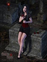DMs Gothic Rose - Genesis 3F by DM