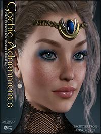 SV's Gothic Adornments Genesis 3 Females by Sveva
