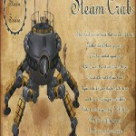 SteamCrab by 1971s