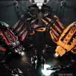 Marcoor Intelbot Scorpion Addon