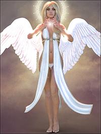 Heaven Sent Poses for Genesis 3 Female(s)