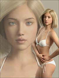 Jane for Genesis 3 Female