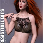 Irresistible Bits for Genesis 3 Females by lilflame