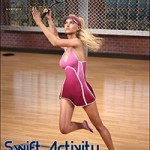 Swift Activity for Genesis 3 Females by lilflame